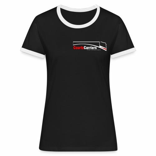 CRTZ-Logo-Idea-Light (2) - Women's Ringer T-Shirt