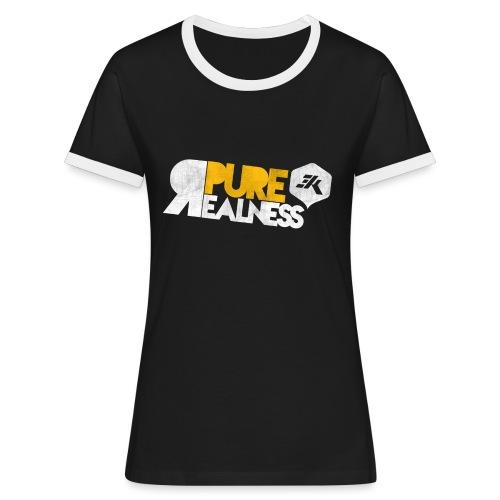 DESIGN03 - Women's Ringer T-Shirt