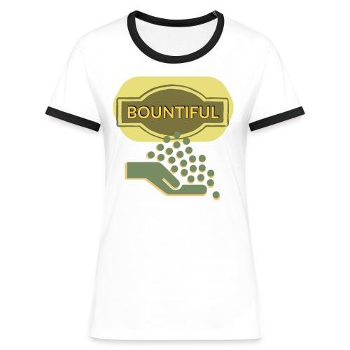 Bountiful - Women's Ringer T-Shirt