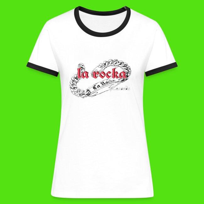 La Rocka black'n'pink tsp
