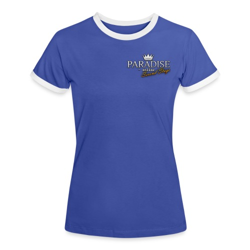 Paradise Online: Second Stage - Vrouwen contrastshirt