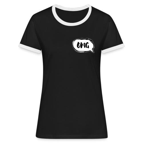 OMG - Women's Ringer T-Shirt