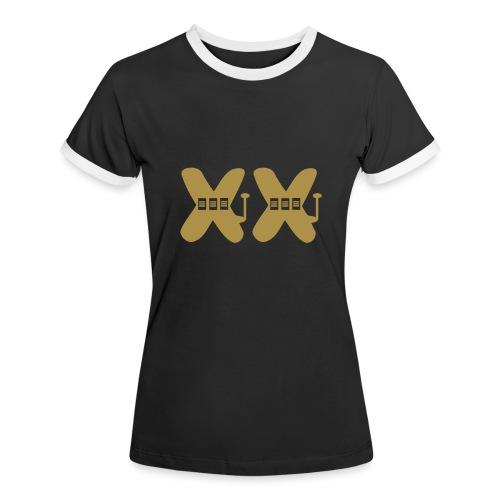Create your own T-shirts from - Women's Ringer T-Shirt