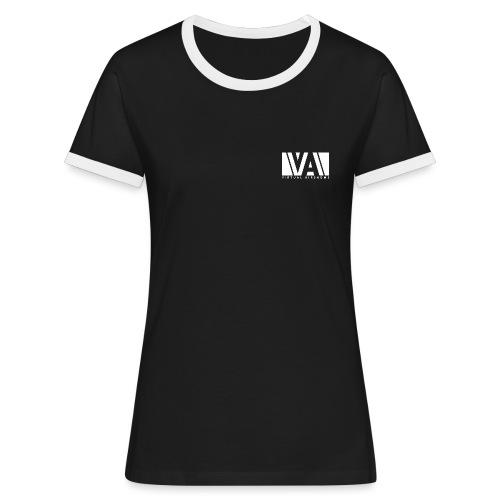 VA logo - Women's Ringer T-Shirt