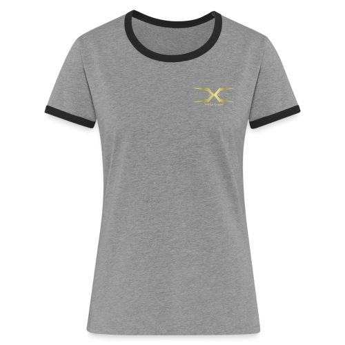 Triple Cross - Women's Ringer T-Shirt