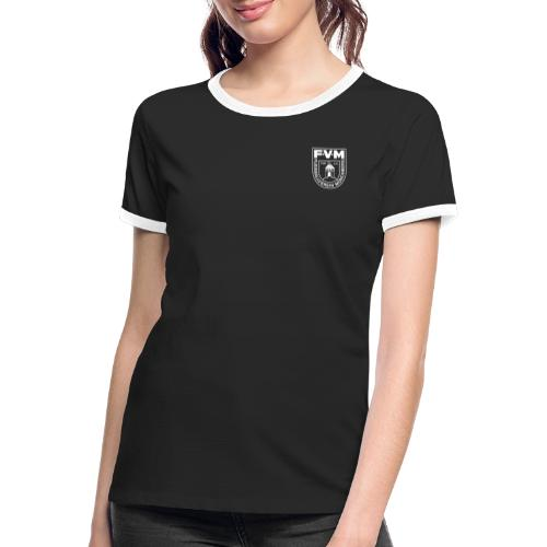 FVM - Frauen Kontrast-T-Shirt