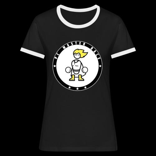 PC Master Race Emblem - Women's Ringer T-Shirt