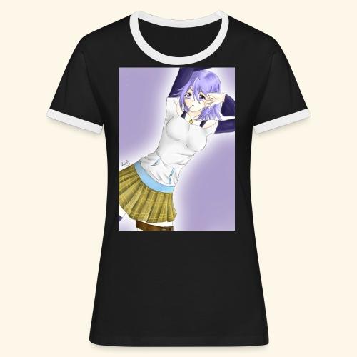 Mizore Shirayuki - Women's Ringer T-Shirt