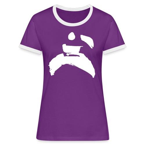 kung fu - Women's Ringer T-Shirt