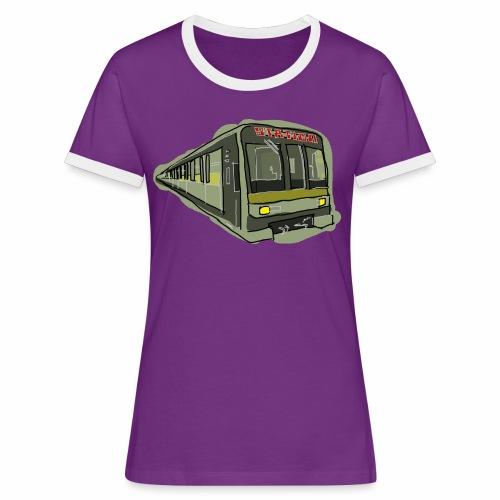 Urban convoy - Maglietta Contrast da donna