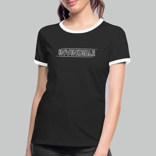 Invincible - Women's Ringer T-Shirt