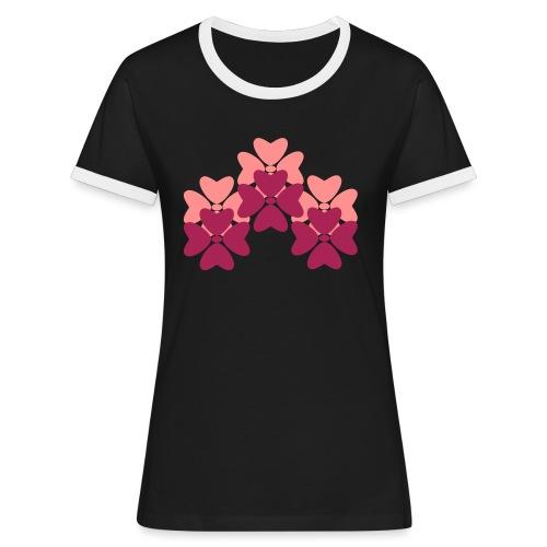 Flower Power - Women's Ringer T-Shirt