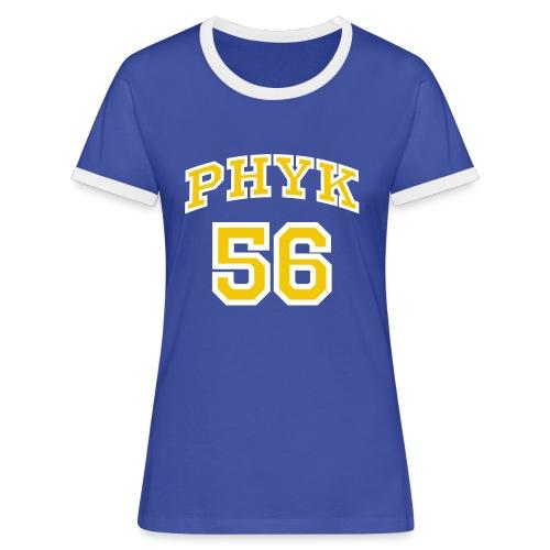 PHYK 56 - Naisten kontrastipaita