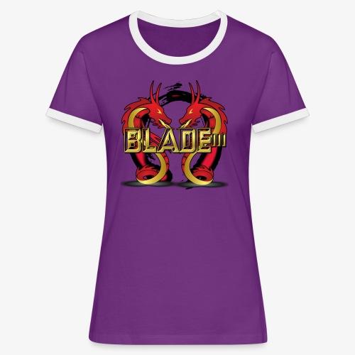 Blade - Women's Ringer T-Shirt