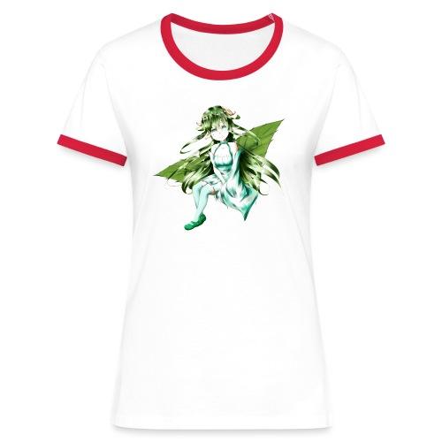 Minto - Maglietta Contrast da donna