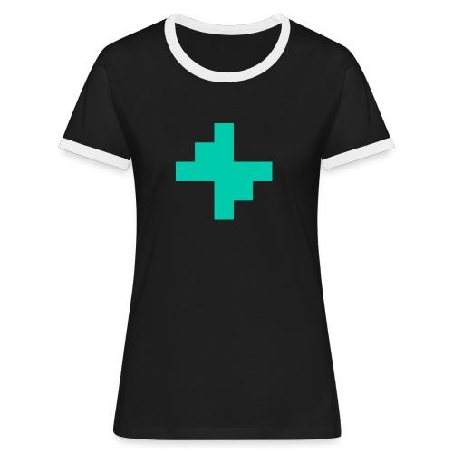 Bluspark Bolt - Women's Ringer T-Shirt