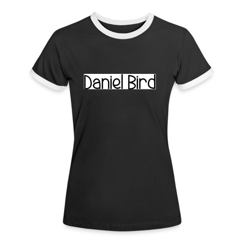 blog logo - Women's Ringer T-Shirt