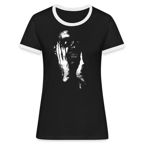 Realization - Dame kontrast-T-shirt