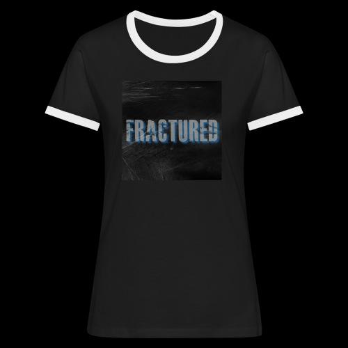 jgfhgfhgfgfdtrd - Frauen Kontrast-T-Shirt