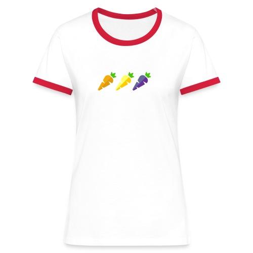Oplà! - Maglietta Contrast da donna