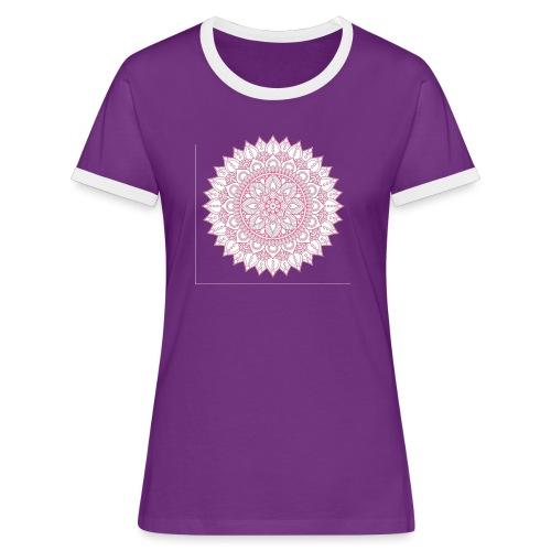 Mandala - Women's Ringer T-Shirt