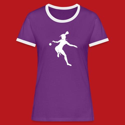 Joueur d'Ulama - T-shirt contrasté Femme