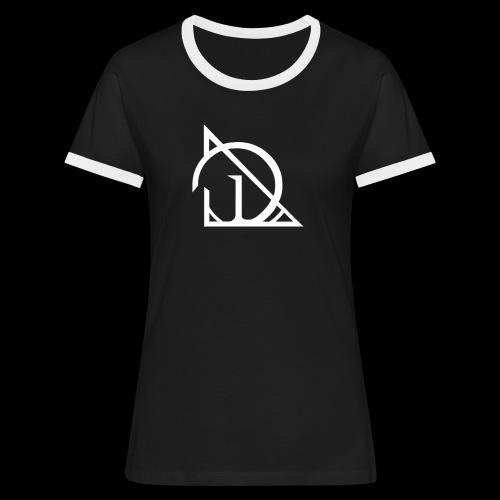 Dimhall The D - Women's Ringer T-Shirt