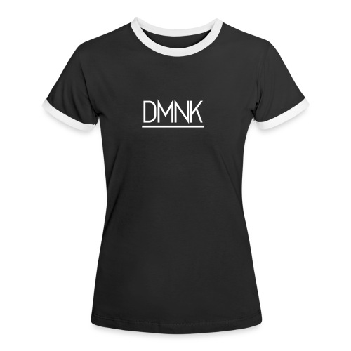logo png - Frauen Kontrast-T-Shirt