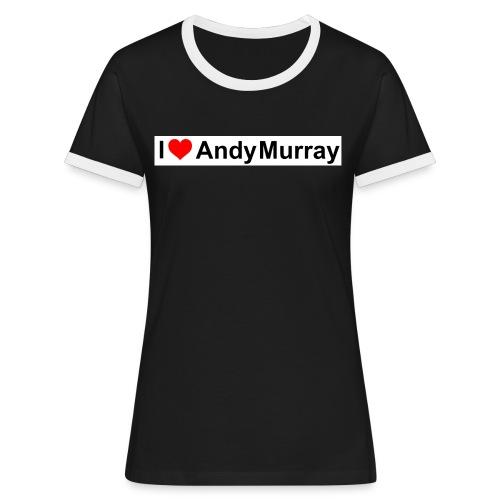 iheartmurray - Women's Ringer T-Shirt