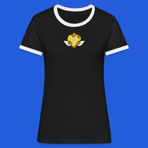 Broche Eternal - Camiseta contraste mujer