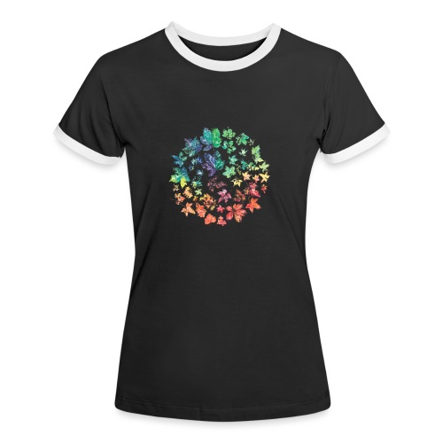 Power Plant - Women's Ringer T-Shirt