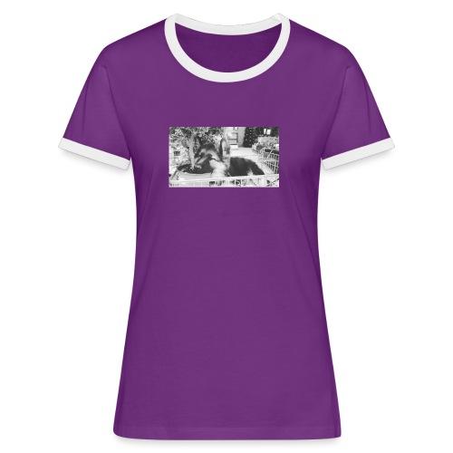 Zzz - Vrouwen contrastshirt