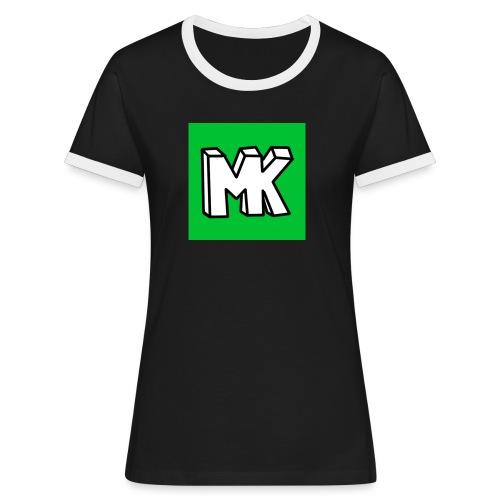 MK - Vrouwen contrastshirt