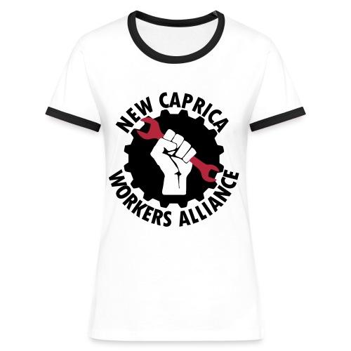 union v1 - Women's Ringer T-Shirt