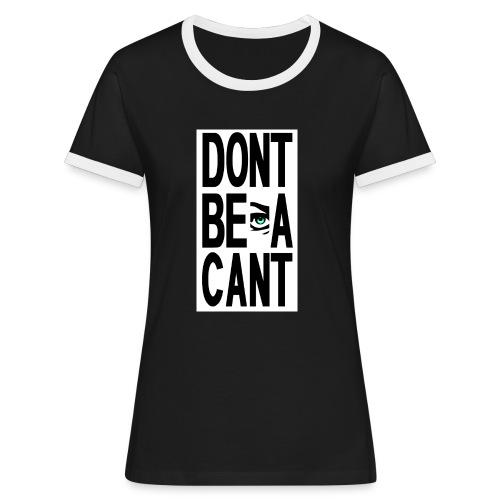 DBAC jpg - Women's Ringer T-Shirt
