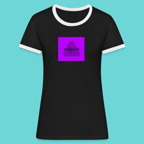 2018 logo - Women's Ringer T-Shirt