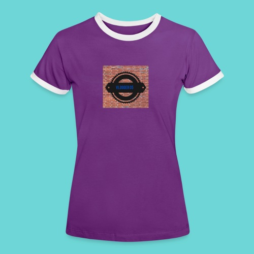 Brick t-shirt - Women's Ringer T-Shirt