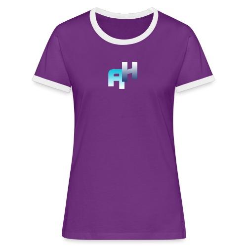 Logo-1 - Maglietta Contrast da donna