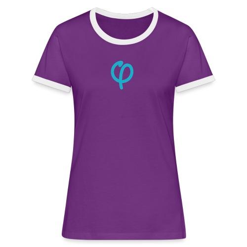 fi Insoumis - T-shirt contrasté Femme