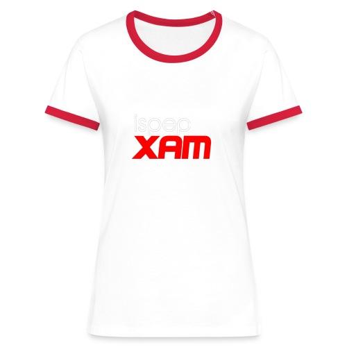 Ispep XAM - Women's Ringer T-Shirt