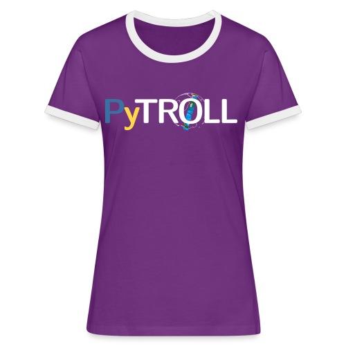 pytröll - Women's Ringer T-Shirt