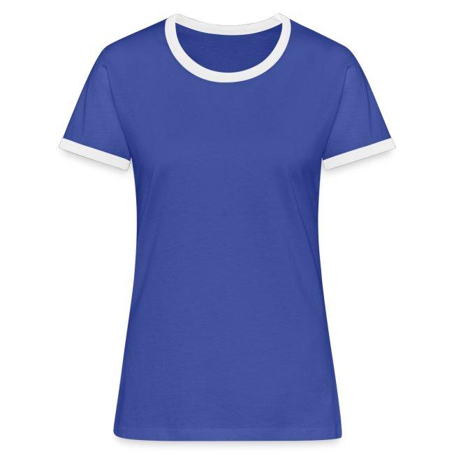 Fan T-Shirt Christine Theiss, Frauen, Motiv
