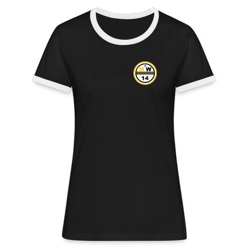 menswe r 2014 - Women's Ringer T-Shirt