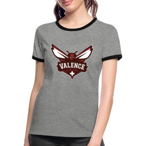 VALENCE ADHESIF 17-50 - T-shirt contrasté Femme