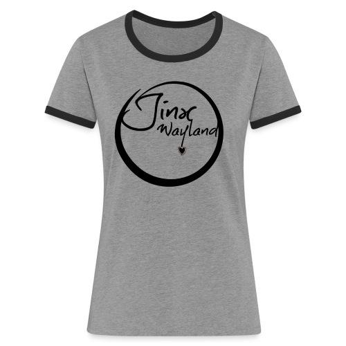 Jinx Wayland Circle - Women's Ringer T-Shirt