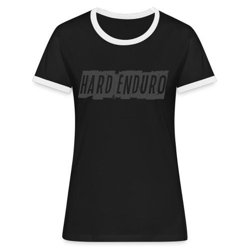 Hard Enduro - Women's Ringer T-Shirt
