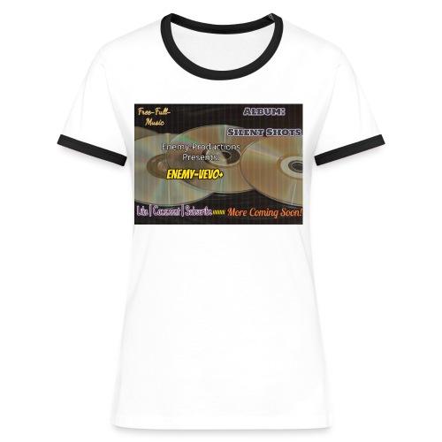 Enemy_Vevo_Picture - Women's Ringer T-Shirt