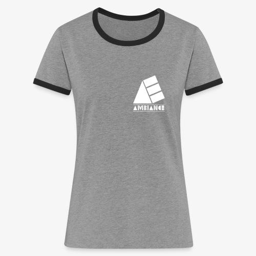 Logo 4 png - Women's Ringer T-Shirt