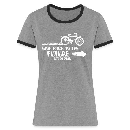 rideback - T-shirt contrasté Femme