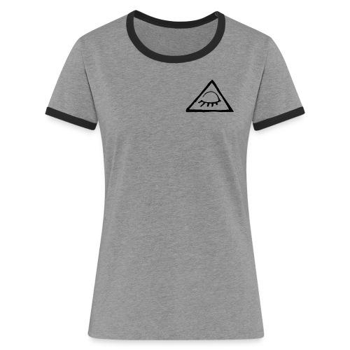 Matthew Shribman Logo - Women's Ringer T-Shirt